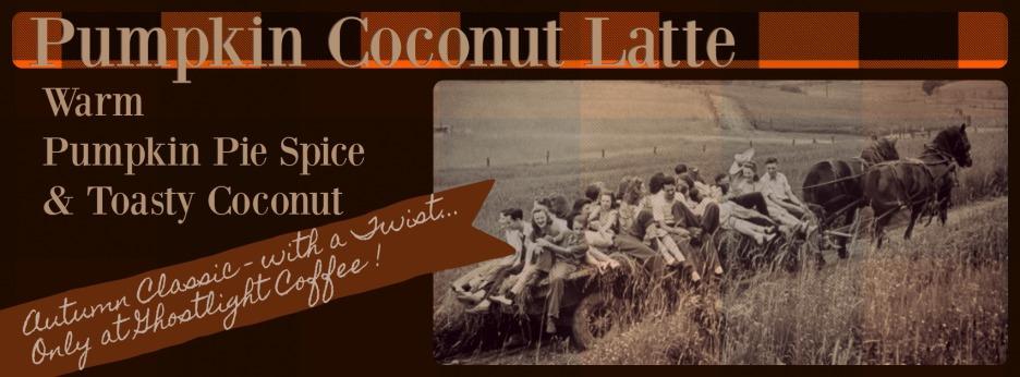 Pumpkin Coconut FB Banner