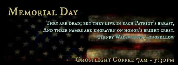 Memorial Day FB Banner