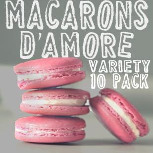 Les Macarons d'Amore