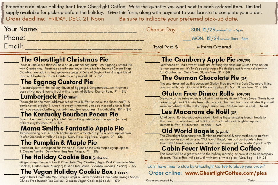 2018 CHRISTMAS Pie Form back (2)